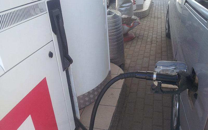 На АЗС Челябинска цены на топливо стабильны