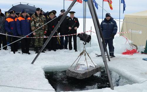 Это единственный в россии подводный
