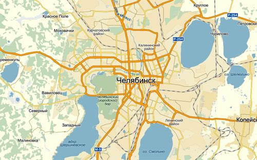 Схемы городов, которые создают