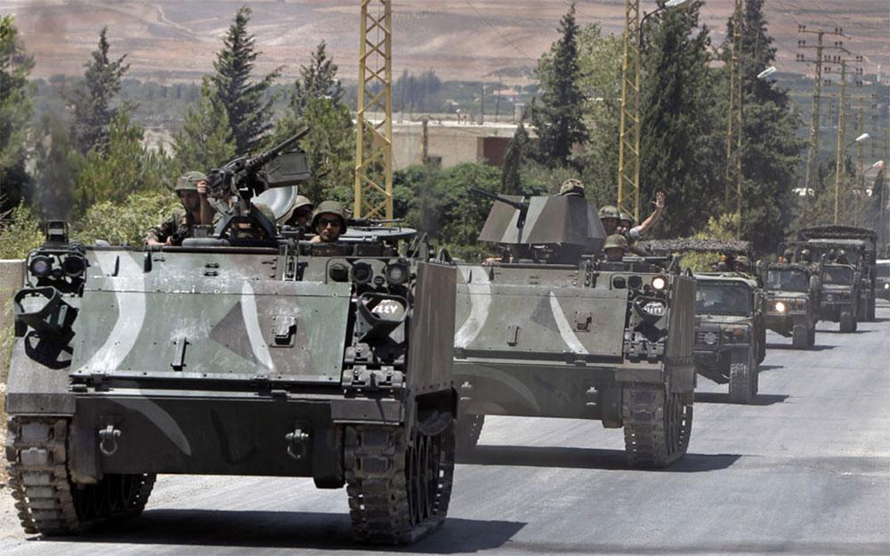 Сирийские войска при поддержке ВСК России продвигаются к Пальмире