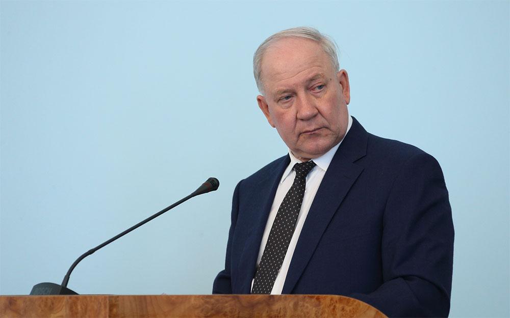 Олег Климов. Челябинск
