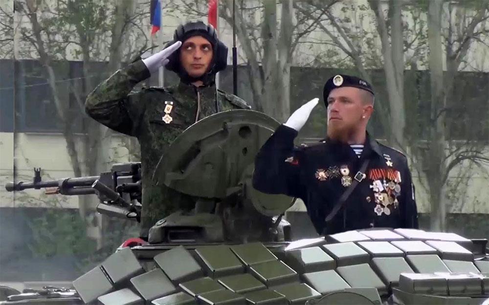 В ДНР объявлен траур по убитому Герою республики