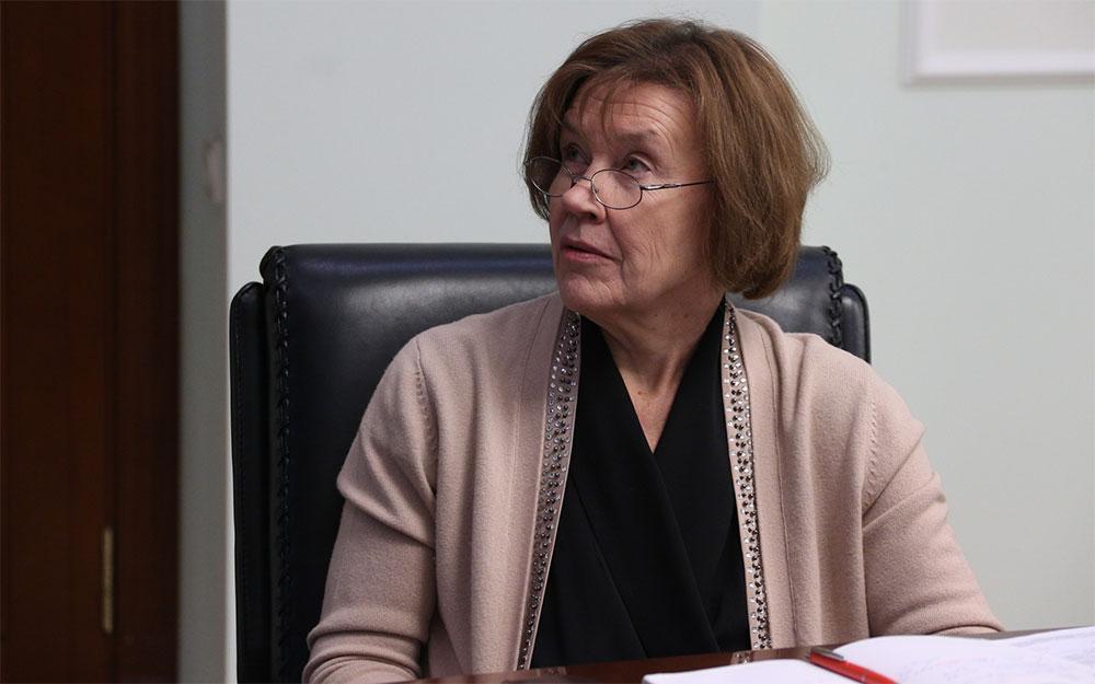 Ирина Гладкова: Идет работа по созданию системы обращения с отходами
