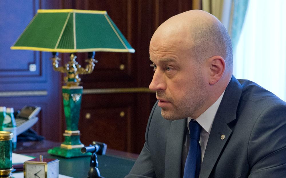 Сергей Обертас. Избирком