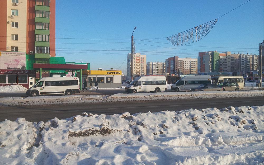 Перевозчики Челябинска