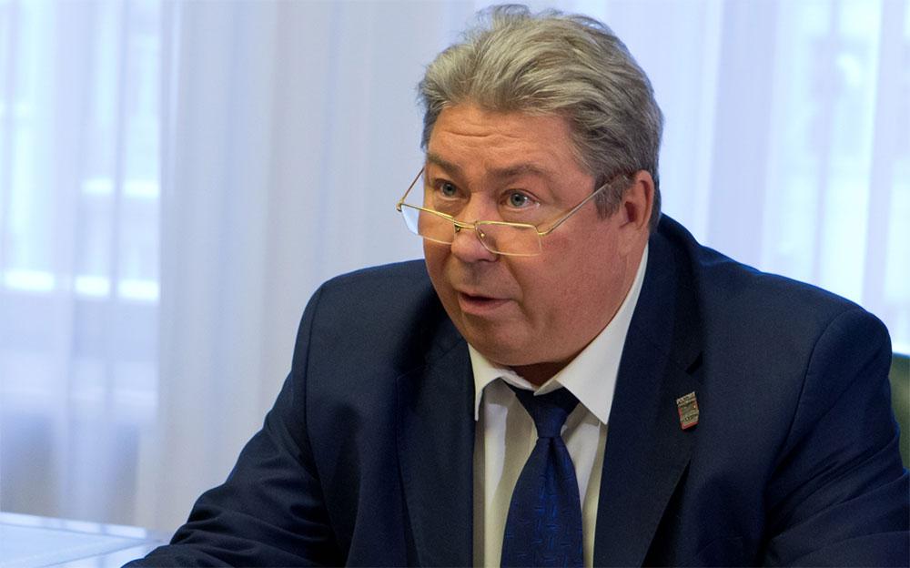Виктор Чернобровин, ПФР Челябинск
