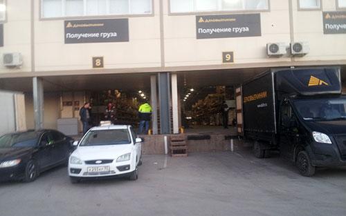 Переезд в Краснодар: Как перевезти вещи?