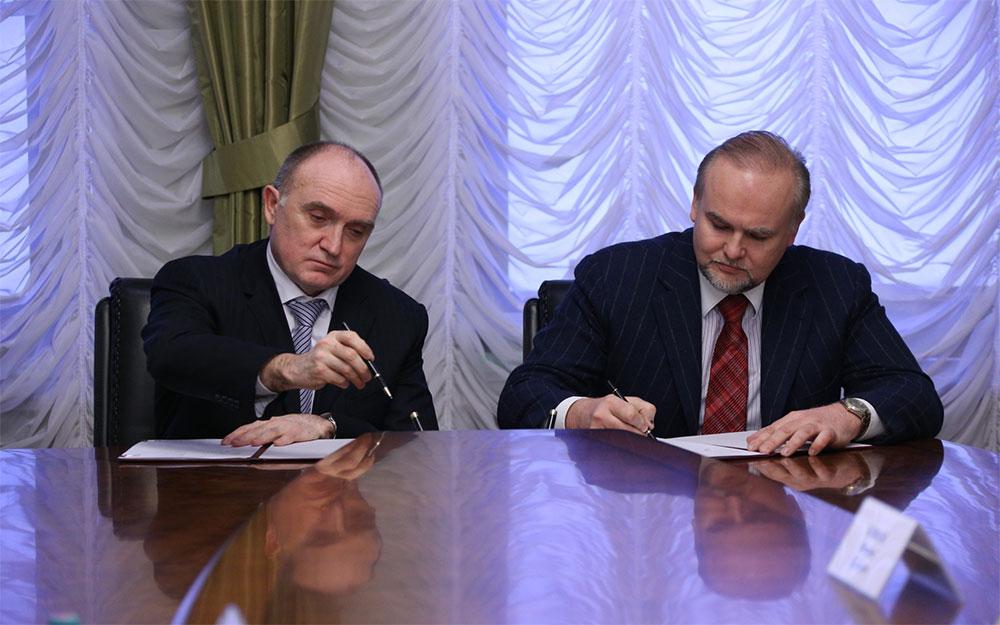 Борис Дубровский и Сергей Орлов
