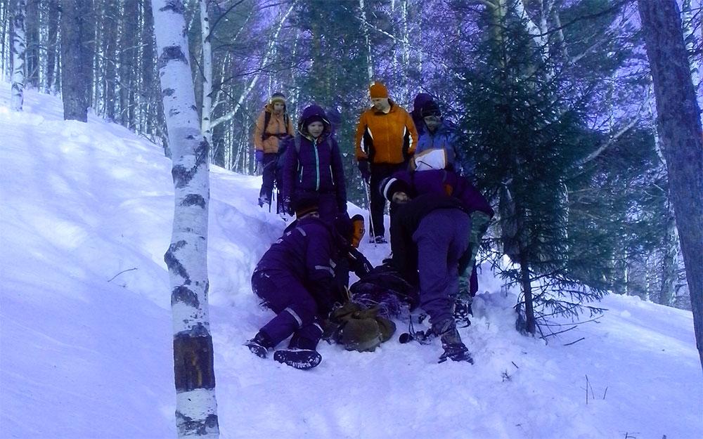 Спасатели Южного Урала