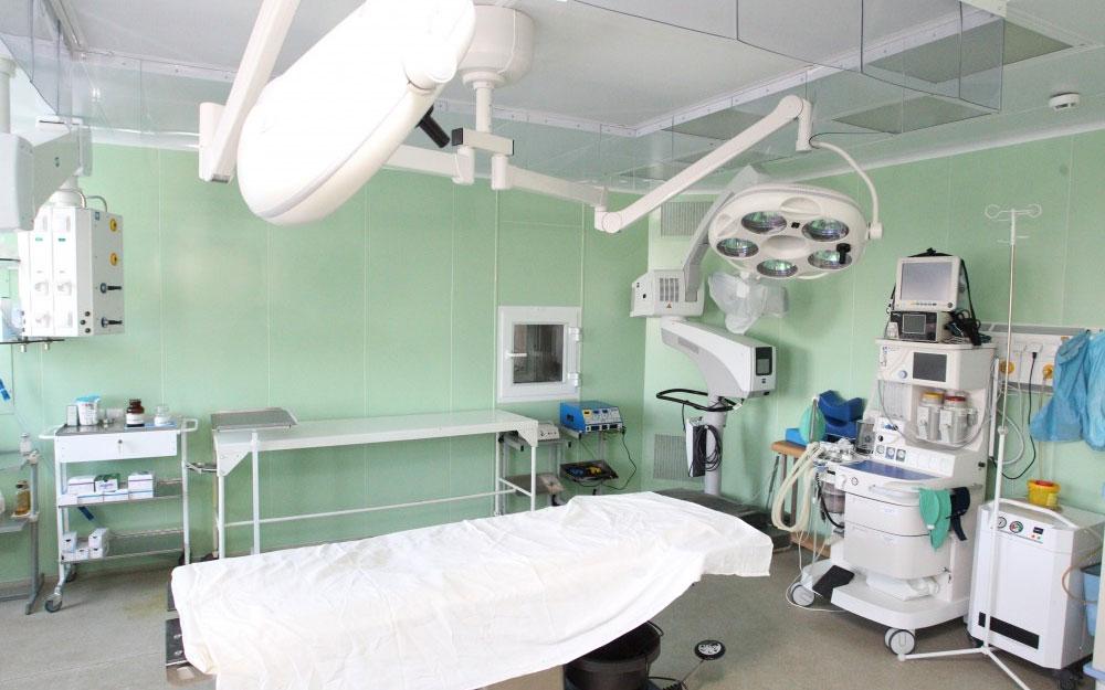 ГКБ №6 Челябинска. Хирургия