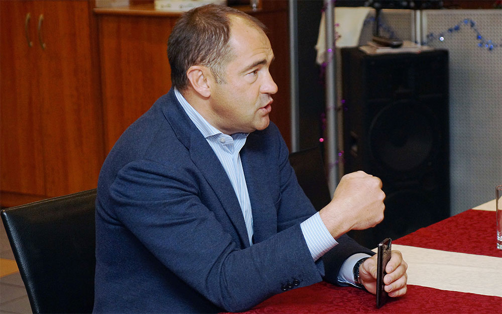 Александр Кретов. Винный холдинг Ариант
