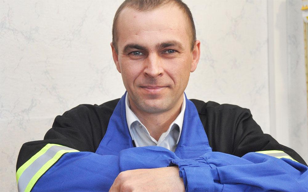 Александр Соколовский, Челябэнерго
