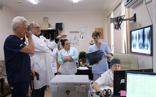 Гуру хирургии из Москвы провел мастер-класс по детской урологии ...