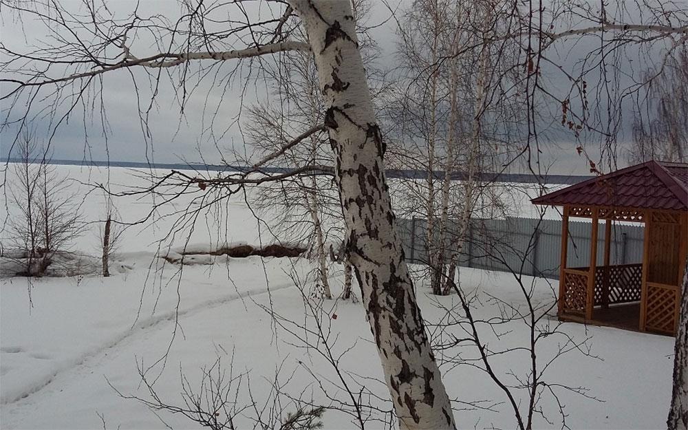 Берег озера Увильды