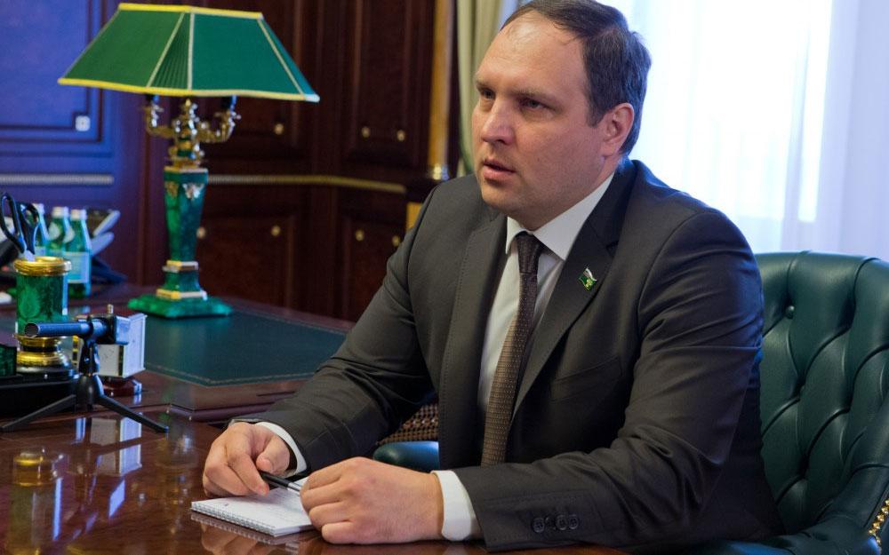 Виталий Курятников. Росприроднадзор
