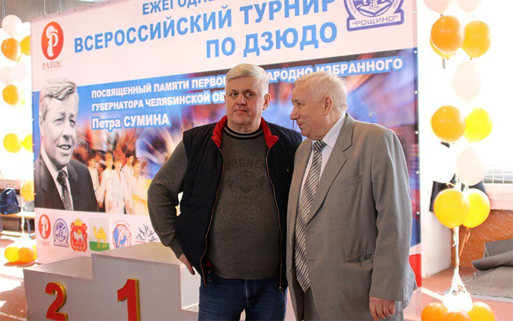 Андрей Косилов. Турнир памяти Петра Сумина