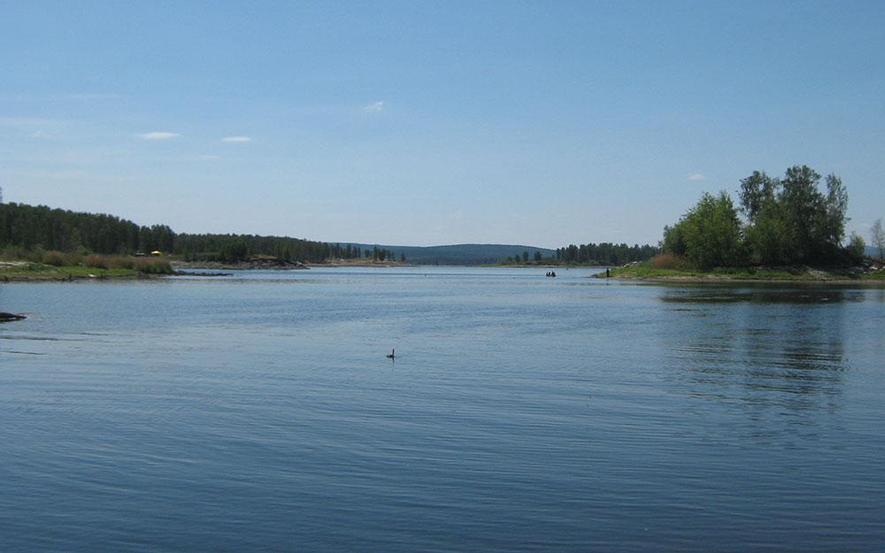 Озера Челябинской области. Аргази