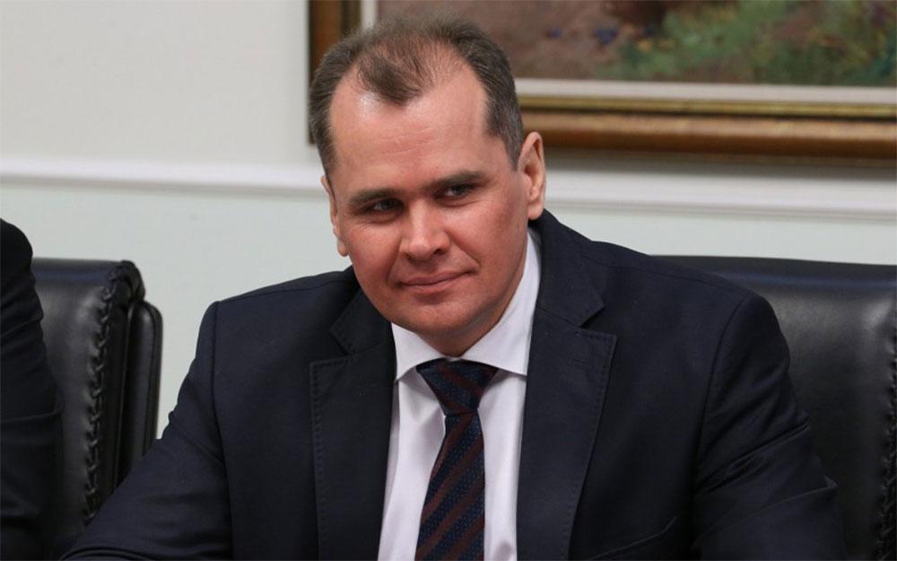 Сергей Смольников. Минэкономразвития