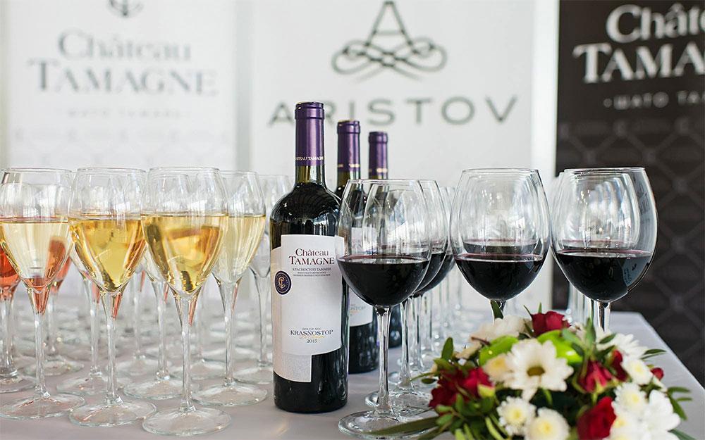 Кубанские вина «Арианта» завоевали три золотые медали конкурса «MUVINA-2017»
