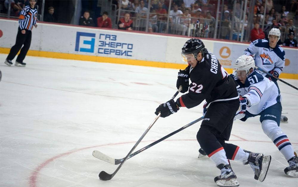 Хоккеисты «Трактора» готовятся к новому сезону КХЛ