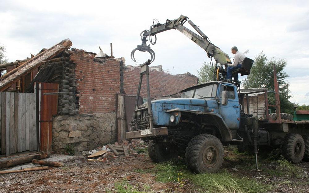 В Челябинской области снесено 82% ветхого жилья