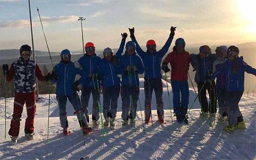 Сборная России по ски-кроссу