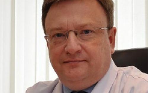 Сергей Уфимцев: Главное богатство больницы - люди