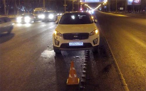 В Челябинске после ДТП две школьницы оказались в больнице