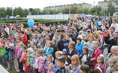 В Челябинске в День знаний в пятый раз пройдет акция «Дети – наше будущее!»