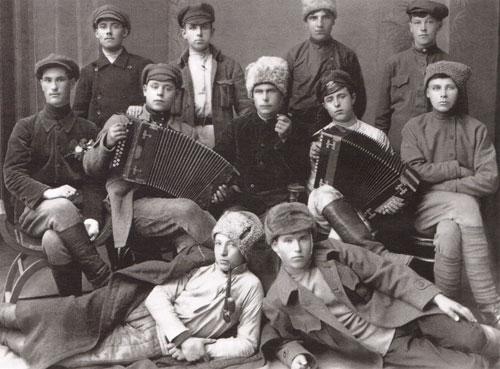 Так начинался комсомол в Челябинской области