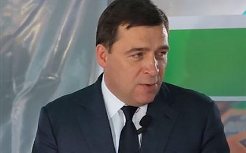 Евгений Куйвашев: Это по-настоящему знаковое событие для Свердловской области