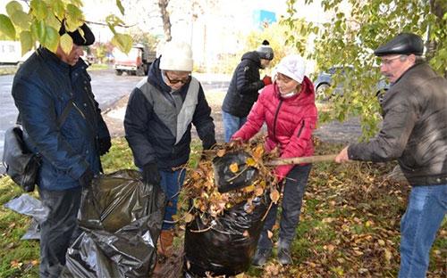 Реку Миасс почистили от мусора