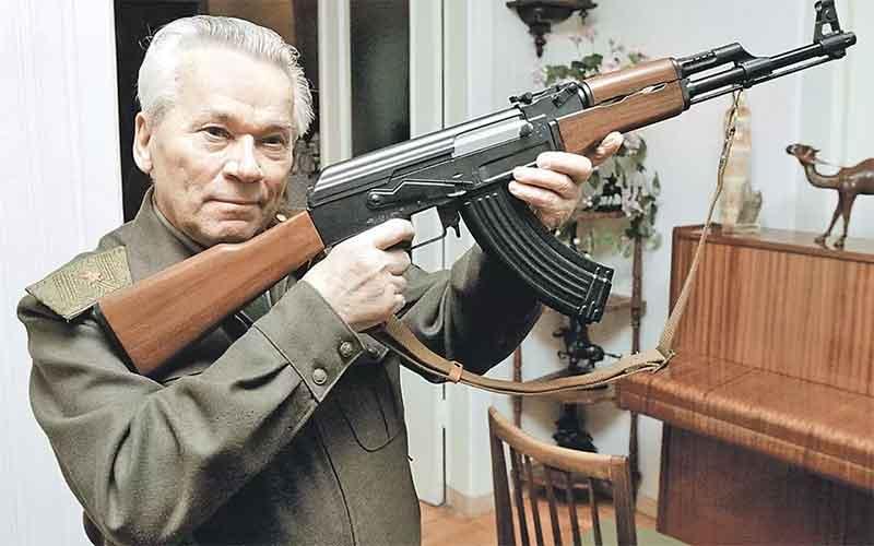 В США считают АК-47 бесспорным королем современного боя
