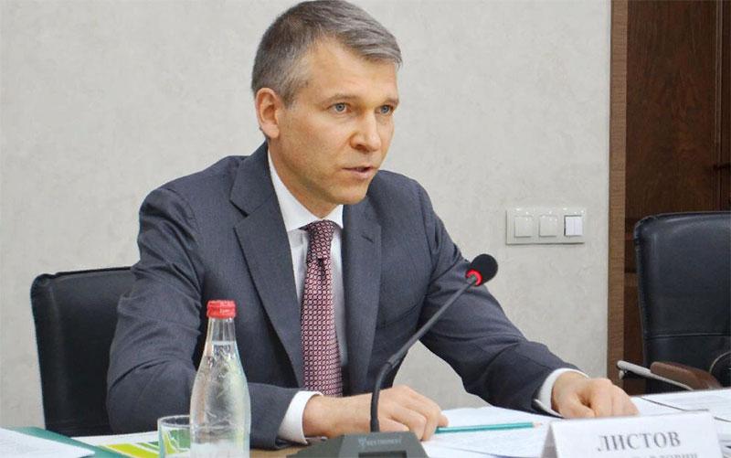 Банкир стал почетным работником АПК России