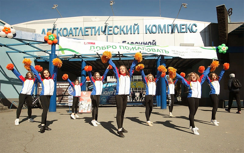 Участниками «Зеленого Марафона» в Челябинске 1 июня станут трехлетние дети