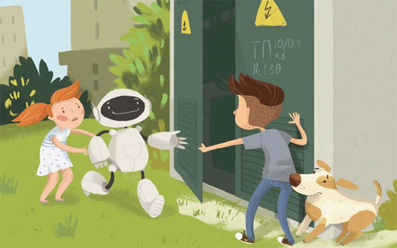 Дети продолжают пренебрегать правилами энергобезопасности