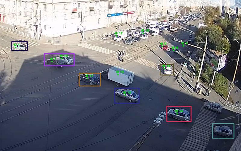 Камеры видеонаблюдения на страже горожан