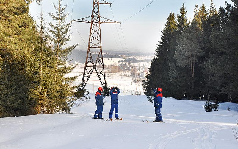 Уральские энергетики готовы к зиме