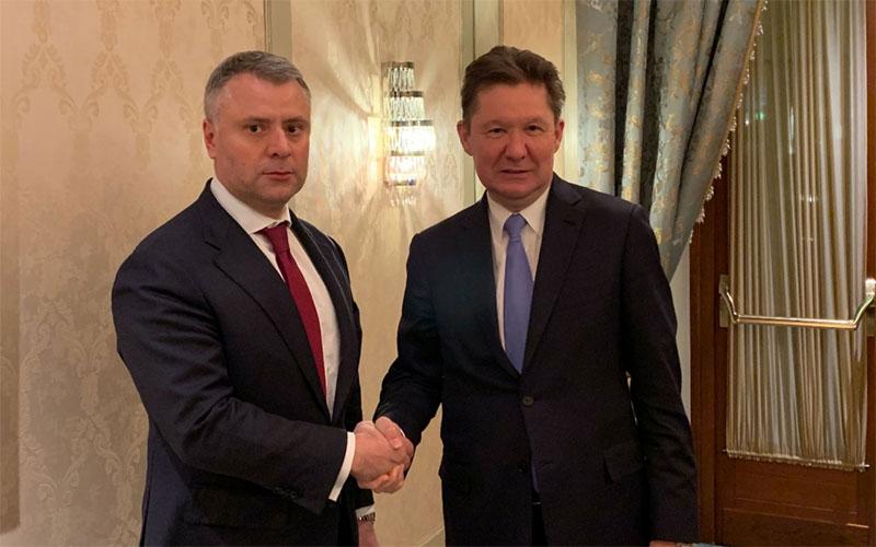 Россия и Украина подписали соглашение по транзиту газа