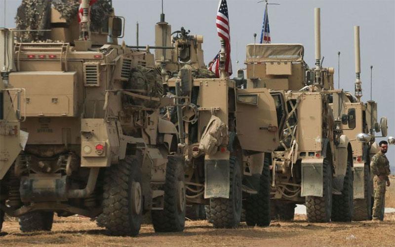 США перебрасывают военных из Сирии в Ирак?