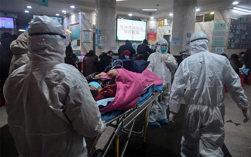 Почему от уханьского вируса умирают только китайцы?