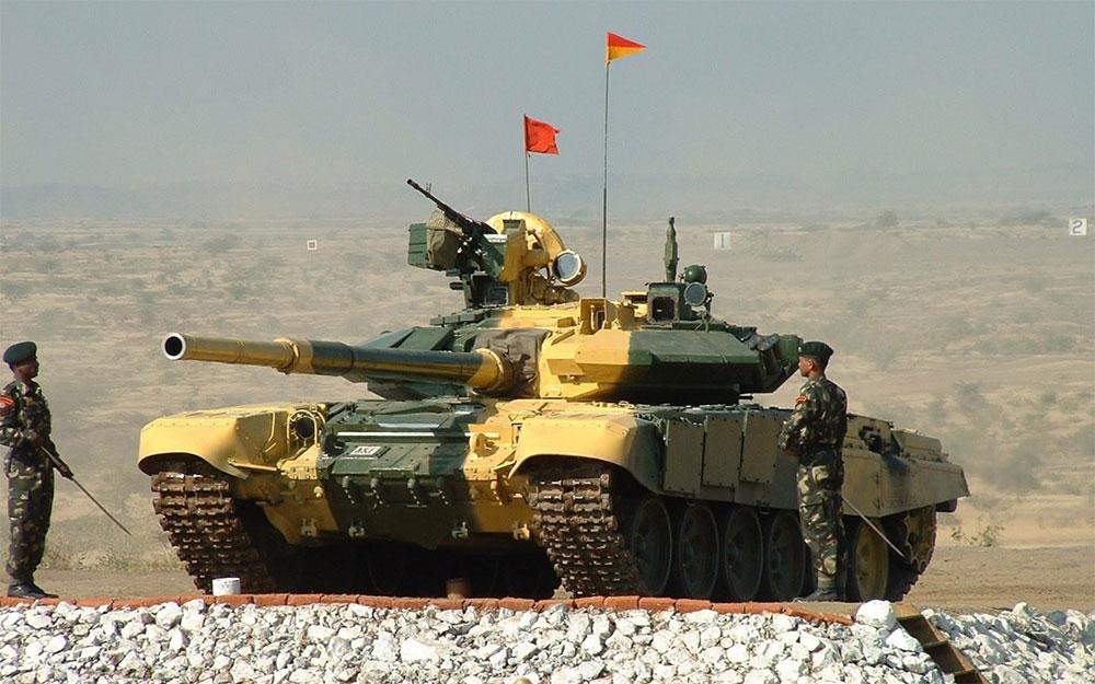 Взгляд из США на российские танковые технологии индийского производства