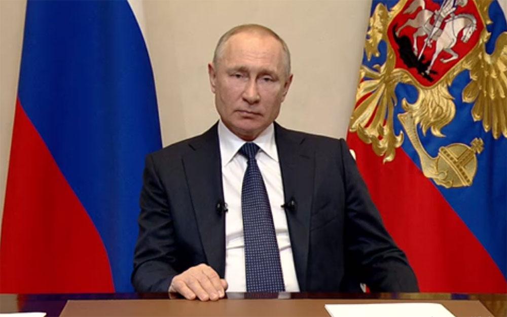 Какие антикризисные меры предложил Путин?