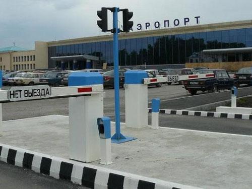 аэропорт челябинск парковка