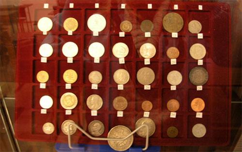 Музей монет купить белорусские рубли в москве сбербанк