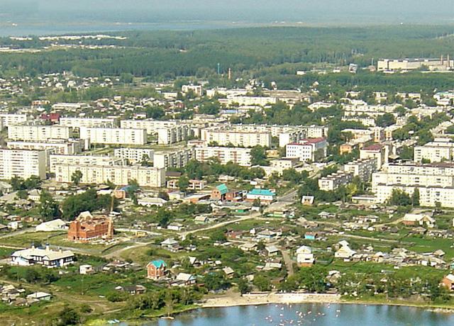 фото города чебаркуль