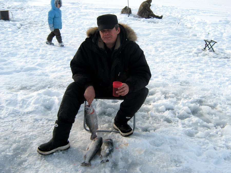 радужная форель рыбалка челябинская