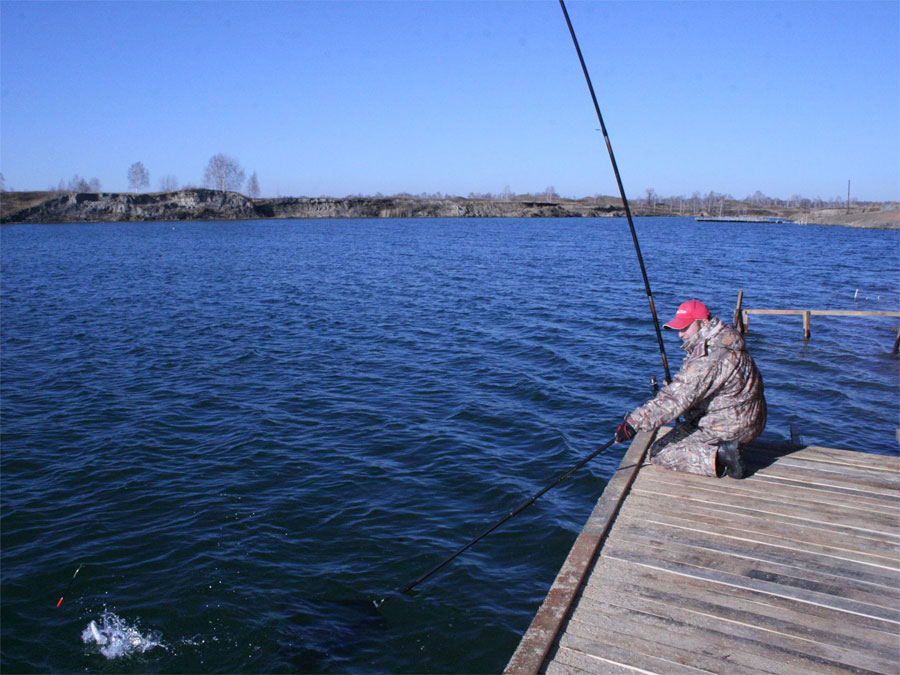Бирюзовое рыбалка челябинская область