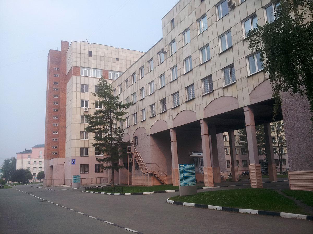 21 больница уфа отделение хирургии