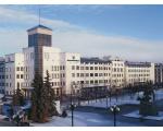 Здание компании в Челябинске
